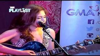 Julie Anne San Jose | Never Had You I The PLAYLIST video