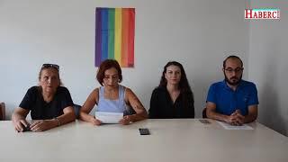 Youtube VideoMersin 7 Renk LGBT Derneği'nden onur haftası açıklaması