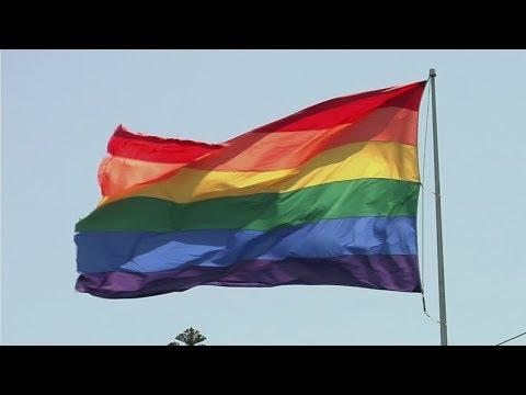 Taiwan parliament legalizes same-sex marriage