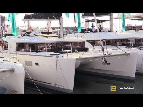 Download 2017 Lagoon 52 F Catamaran Deck And Interior