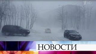 В центральные регионы России вернутся морозы.