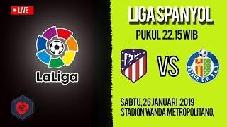 Jadwal Pertandingan dan Live Streaming Atletico Madrid Vs Getafe di HP via MAXStream beIN Sport