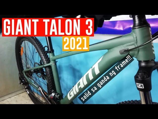 Видео Велосипед Giant Talon 3 Gloss Metallic Black