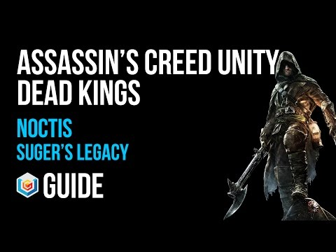 Assassin's Creed Unity : Dead Kings Playstation 4