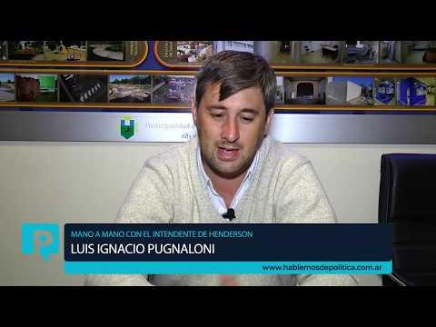 NOTA CON LUIS IGNACIO PUGNALONI (INTEDENTE DE HENDERSON) - PRIMERA PARTE