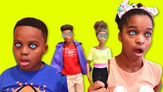 Bad Baby Shiloh and Shasha TURN INTO TOYS AGAIN! - Onyx Kids