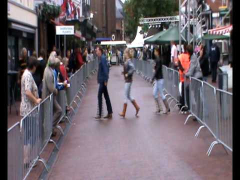 Sfeerbeelden van Daags na de tour 2010 in Boxmeer