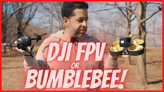 DJI FPV vs iFlight BumbleBee