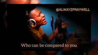 IGALA WORSHIP MEDLEY BY PRAYWELL