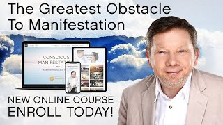 The Greatest Obstacle To Manifestation | Conscious Manifestation