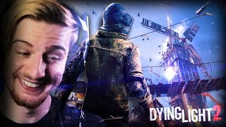 DYING LIGHT 2 ANNOUNCED?! OH YES!    Dying Light 2 (Trailer/ Gameplay Reaction)