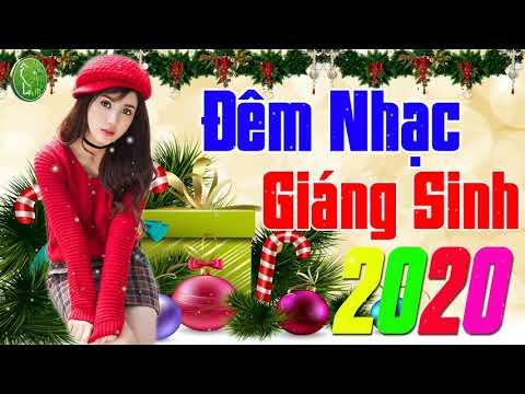 Đêm Nhạc Giáng Sinh 2020 - Merry Christmas | Liên Khúc Nhạc Giáng Sinh, Noel 2020 Hay Nhất Đón Noel