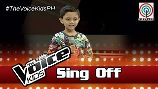 """The Voice Kids Philippines 2016 Sing-Off Performance: """"Natatawa Ako"""" by Ian"""