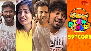 Fun Bucket | 59th Copy | Funny Videos | by Harsha Annavarapu | #TeluguComedyWebSeries