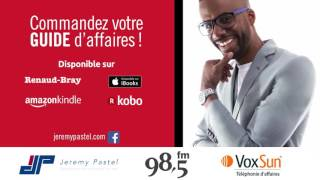 Passage radio 98.5 de Jeremy Pastel: Comment s'associer à un ami dans votre entreprise ?