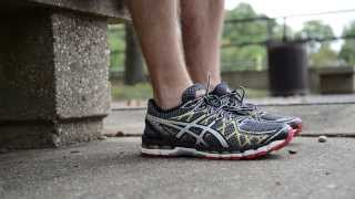 ASICS GEL-Kayano 20 Running Shoe Review