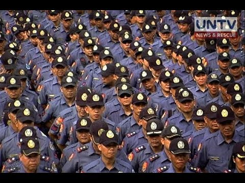 [UNTV]  186 na local officials, tinanggalan ng police powers