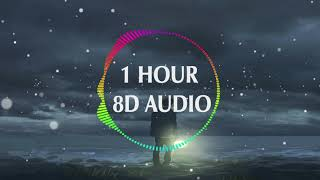 (1 HOUR) Kodaline   All I Want (8D Music) 🎧