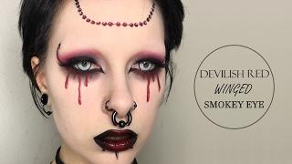 Damnation - Red & Black Devil Wing | Tutorial