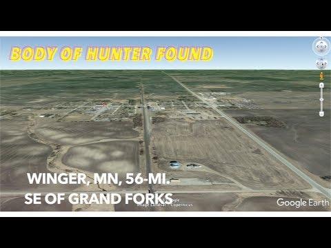 UPDATE: Body Of Missing Hunter Found Near Winger, Minnesota