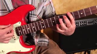"""How To Play """"Otherside"""" By Red Hot Chili Peppers On Guitar (Tutorial)"""