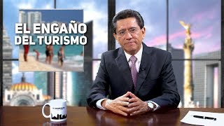 El engaño del turismo