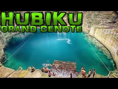 HUBIKU Grand Cenote – Temozon Mexico 4K
