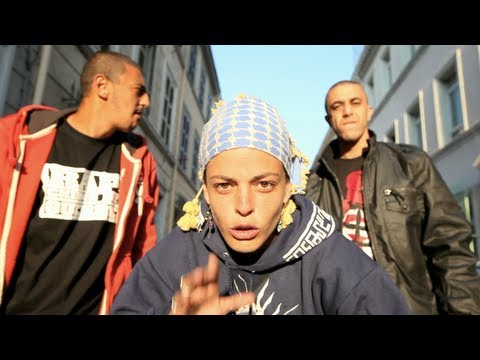 Keny Arkana - Marseille feat. Kalash l'1Afro & RPZ (Clip officiel)