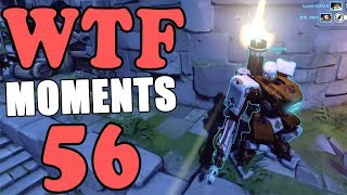 Overwatch WTF Moments Ep.56
