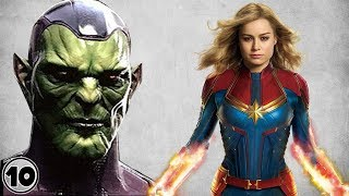 Top 10 Captain Marvel Villains