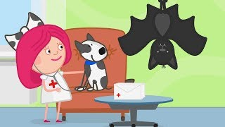 Доктор Смарта и летучая мышь. Смарта и чудо сумка - Мультсериал для детей