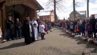 preview picture of video 'Życzenia ks. proboszcza Tadeusza Korczaka z okazji Wielkanocy'