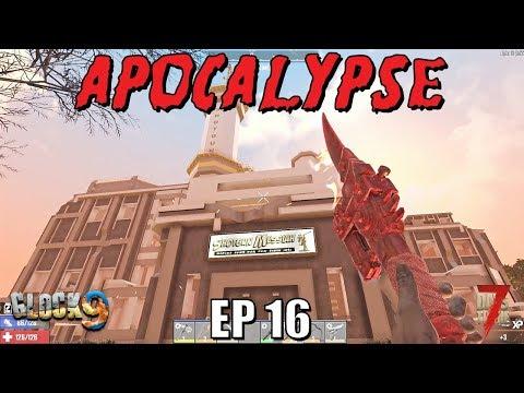 7 Days To Die - Apocalypse EP16 (Alpha 18)