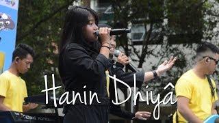 "Video thumbnail of ""HANIN DHIYA - Waktu yang Salah, live cover"""