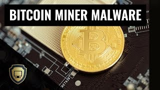 Bitcoin Mining Malware-Quellcode