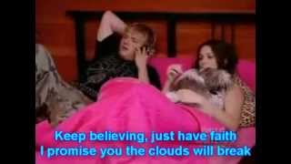 keep believing by:Aaron Carter