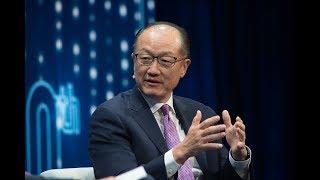 An Inspiring Presentation by Jim Yong Kim, President, World Bank Group | Kholo.pk