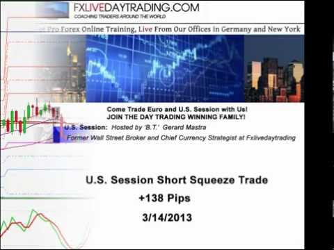 FX Live Day Trading Live Forex Trading Room Results | 03/14/2013