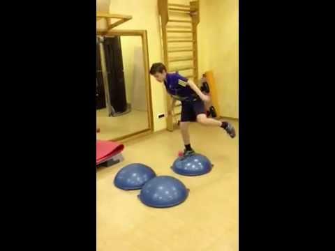 Esercizi in un trenazherka a scoliosis
