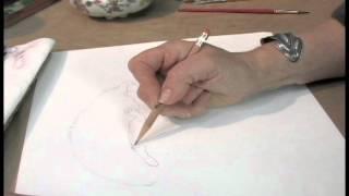 Jan Brett The Mitten 20th Anniversary Hedgehog Drawing