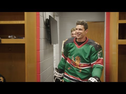 The only Kenyan hockey team gets to play with Sidney Crosby and Nathan MacKinnon
