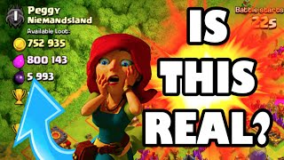 "IS THIS REAL LIFE? - Clash of Clans - ""CRAZIEST ATTACK STRATEGY!"" INSANE Champions League Raids!"