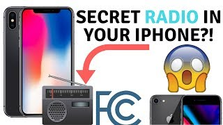 SECRET FM RADIO In Your iPhone?! Why Isn't It Enabled? FCC Wants It Turned On