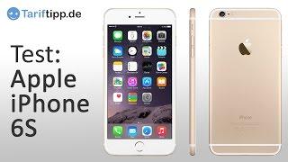 Apple iPhone 6S | Test deutsch