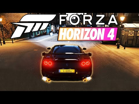 Forza Horizon 4 - Ferrari 812 Superfast gameplay (forzathon