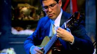 Infant Holy, Infant Lowly, Traditional Polish Christmas carol, Rafael Scarfullery, classical guitar