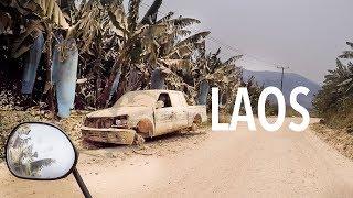 W Krainie Przemytników Opium - Laos - #34