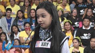 Wowowin: Batang Contestant Na Maraming Alam Sa Astronomy, Kilalanin!