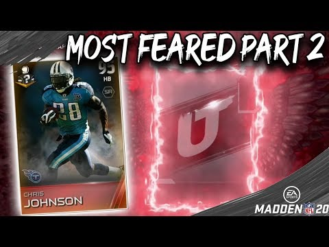 PREDICTING THE MOST FEARED PART 2 PROMO! MADDEN 20 ULTIMATE TEAM