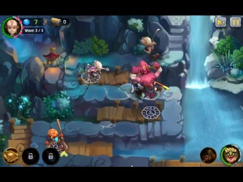 Holy TD: Epic Tower Defense - Android gameplay PlayRawNow - смотреть